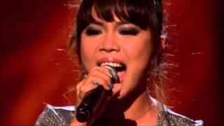 4th Impact - Vocal Range Live X-Factor 2015 (C3 - G#5 - Bb6)