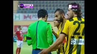 مباراة مثيرة للجدل بين الاهلي والمقاولون تتسبب في انسحاب الزمالك من الدوري المصري