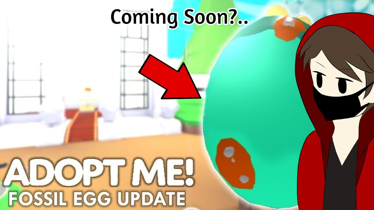 🔴LIVE] Roblox Adopt Me New Update Coming Soon? 🦖 [!New Fossil Egg!] 🦖