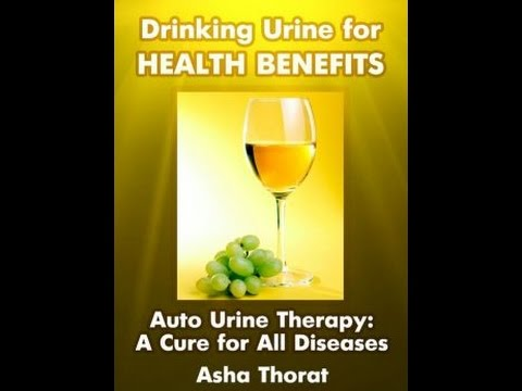 Urine therapy before and after urine therapy for Cocktail urine