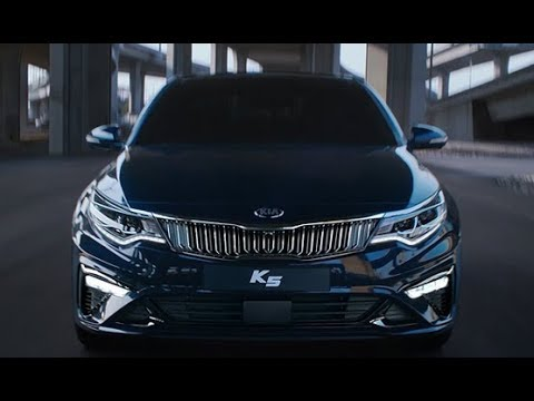 2019 Kia Optima K5 Facelift Interior And Exterior Youtube
