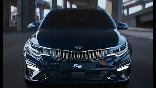 2019 Kia Optima K5 Facelift Interior and Exterior