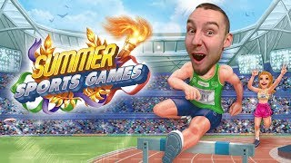 NOWA OLIMPIADA | SUMMER SPORTS GAME #1