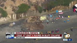 Geologist describes Encinitas cliff collapse dynamics