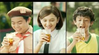 Iklan Segar Sari Teh Lemon - Sekolah