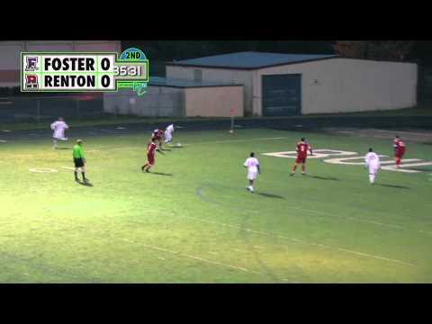 Foster (WA) Vs Renton (WA) - 2012 WA High School Soccer