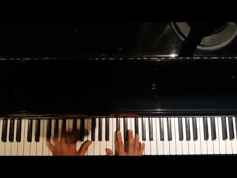 Here as in Heaven - Elevation Worship (Piano Instrumental)