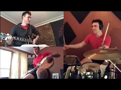 On A Turntable - The Interrupters (Cover)