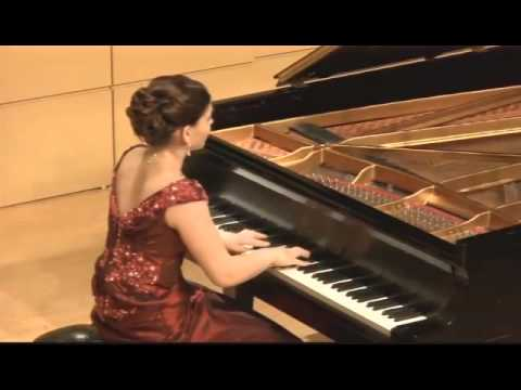 Prokofiev Sarcasms Performed By Monica Frank