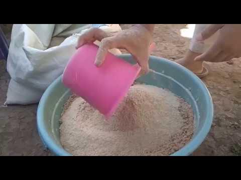 Cara Buat Pakan Semi Fermented Untuk ayam / Unggas # Agar ...