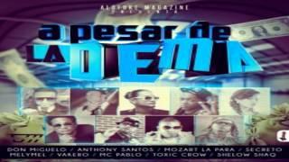 Don Miguelo Ft. Anthony Santos, Vakero, Mozart,Shelow & Toxic Crow (ENTRE OTROS) - Apesar De La Dema