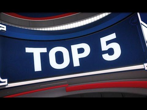Top 5 NBA Plays of the Night: April 21, 2017