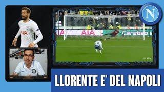 LLORENTE E' DEL NAPOLI - La reazione del tifoso interista (Goals & Skills)
