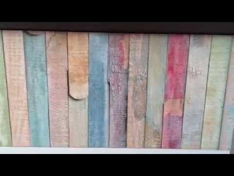 Пленка для стен и мебели, Цветные доски, d-c-fix 200-3196. www.stickbox.ru