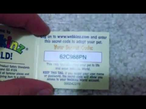 Free webkinz code shhhhhh 2 youtube