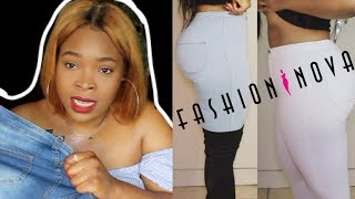 Do Fashionnova Jeans Run small? | How to find your right size in fashionnova
