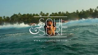 Surfing in India - A Day at Edava with Soul&Surf