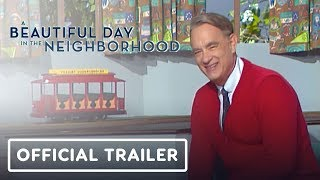 A Beautiful Day in the Neighborhood (Mister Rogers Movie) Official Trailer | Tom Hanks