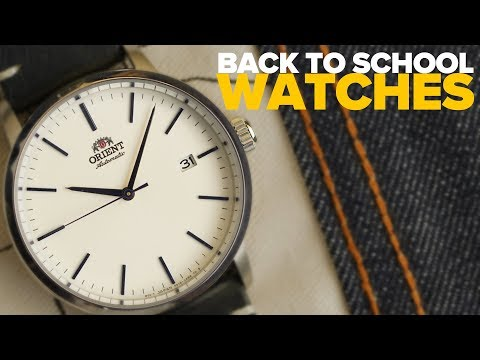 Best Back To School Watches & Watches To Start Your Career 2019 (Over 25 Watches Mentioned)