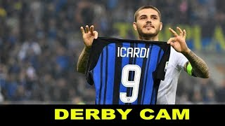 INTER MILAN - DERBY CAM