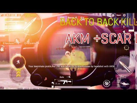 Download TDM ||BACK TO BACK KILLS IN ||PUBG MOBILE