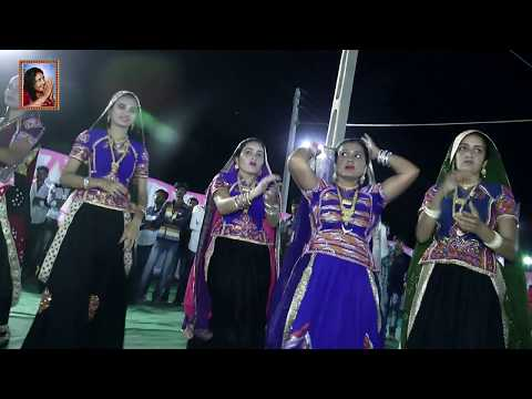 Part-4 | Nakhtrana | Geeta Rabari | Girls Hostel Opening | Live Dandiyaras