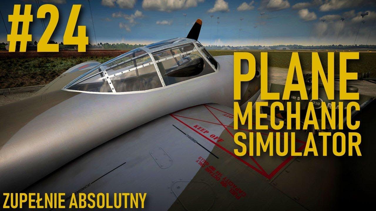 Plane Mechanic Simulator - #24 - Awans na sierżanta