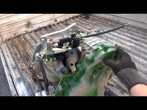 Вариатор Nissan Primera P12 двигатель QR20