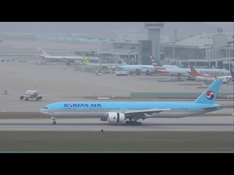 [Plane Spotting] Seoul Incheon Airport ICN / RKSI