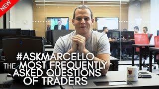 Personas que toman tu curso y después venden cursos de trading, market makers #askmarcello