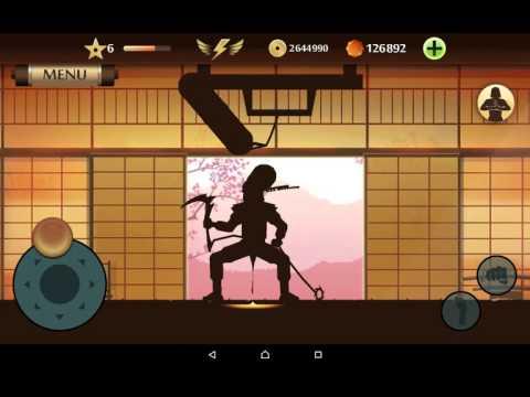 Скачать взломанную версию игры Shadow Fight 2 на Андроид ОС