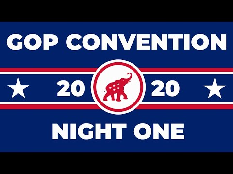 WATCH: Republican National Convention - Night 1: Land of Promise