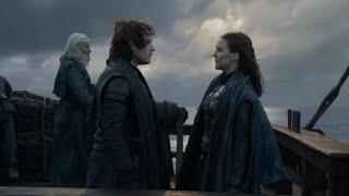 ユーロン艦隊に捕えられてるヤーラをシオンが救出 ドラゴングラスでハウ...