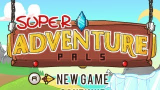 Super Adventure Pals-Walkthrough