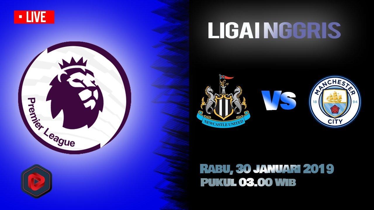Jadwal Live Liga Inggris Newcastle United Vs Manchester City Rabu Pukul 03 00 WIB