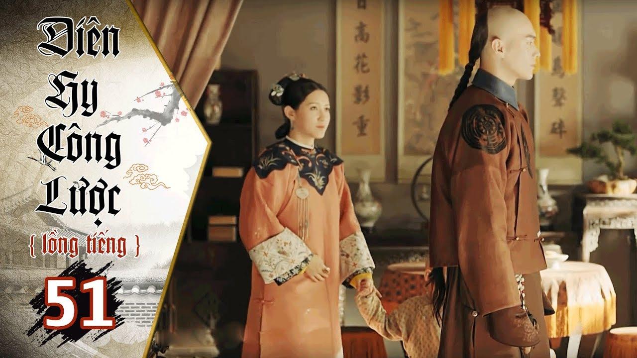 image Diên Hy Công Lược - Tập 51 (Lồng Tiếng)   Phim Bộ Trung Quốc Hay Nhất 2018 (17H, thứ 2-6 trên HTV7)