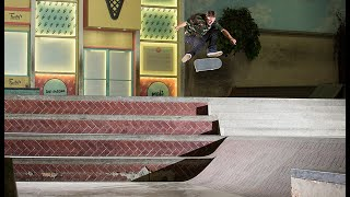 The Gnarliest Trick Ever Done At The Berrics