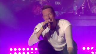 Coldplay live in Mumbai, India - Global Citizen Festival - Atlas Project