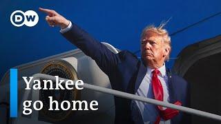 Trump orders Pentagon to cut US troops in Germany | DW News
