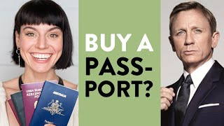 How to Buy a Passport: Citizęnship By Investment Explained