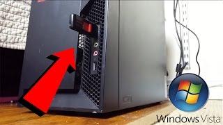 The Modern Way to Install Windows Vista