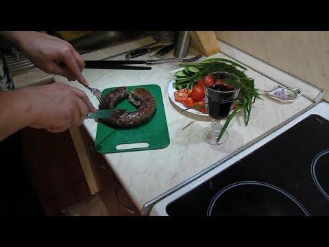 Колбаса из баранины.По украинскому рецепту.Байки из кухни