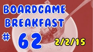 Board Game Breakfast: Episode 62 - Hyperbole