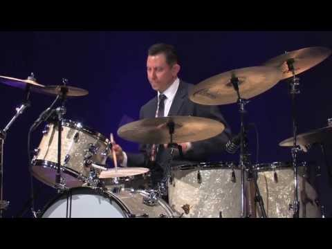 Daniel Glass - Drum Solo from The Century Project