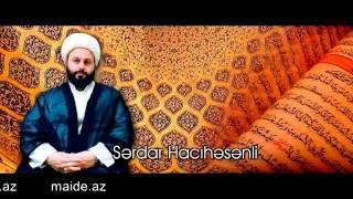 Sərdar Hacıhəsənli (Cümə xütbəsi - 16)
