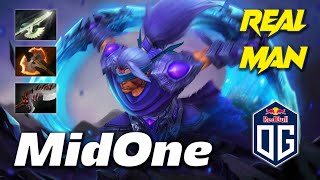 OG.MidOne AM REAL MAN - Dota 2 Pro Gameplay [Watch & Learn]