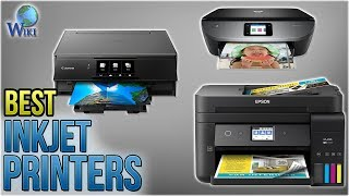8 Best Inkjet Printers 2018