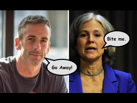 Dan Savage Attacks Jill Stein—The Green Party Responds