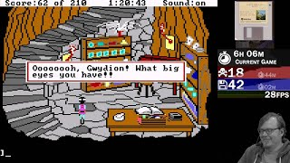 Puri Plays: King's Quest III: To Heir is Human (PC, 1986) [Part 2]
