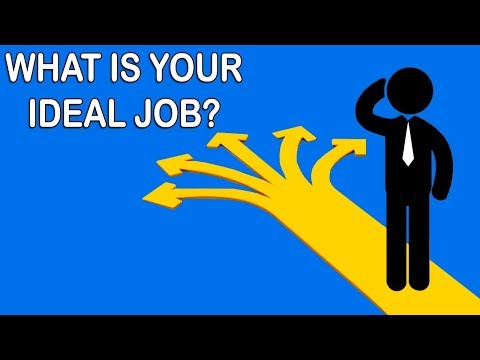 WHAT IS YOUR IDEAL JOB? Personality Test |  Mister Test